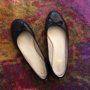 Circus by Sam Edelman leather ballet flats size 10